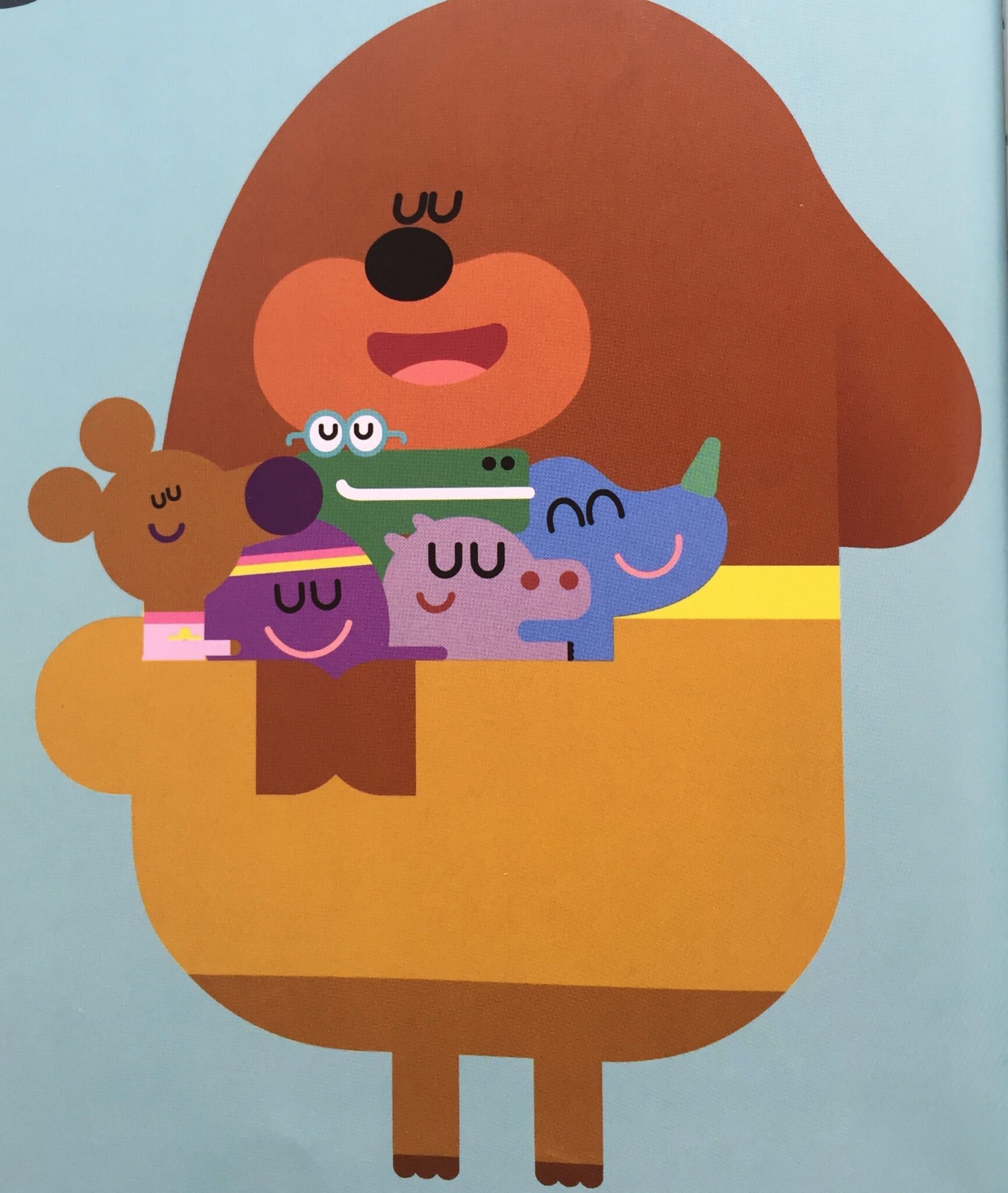 Hey Duggee Get Well Soon Norrie