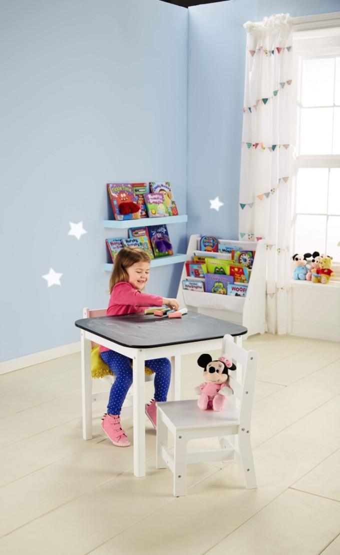 Aldi Blackboard Table Set Giveaway