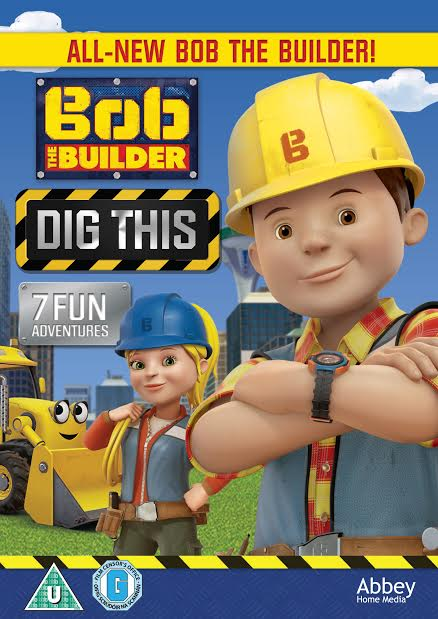 Bob The Builder Dig This Dvd Giveaway Sticky Mud And