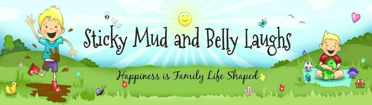 Sticky Mud & Belly Laughs