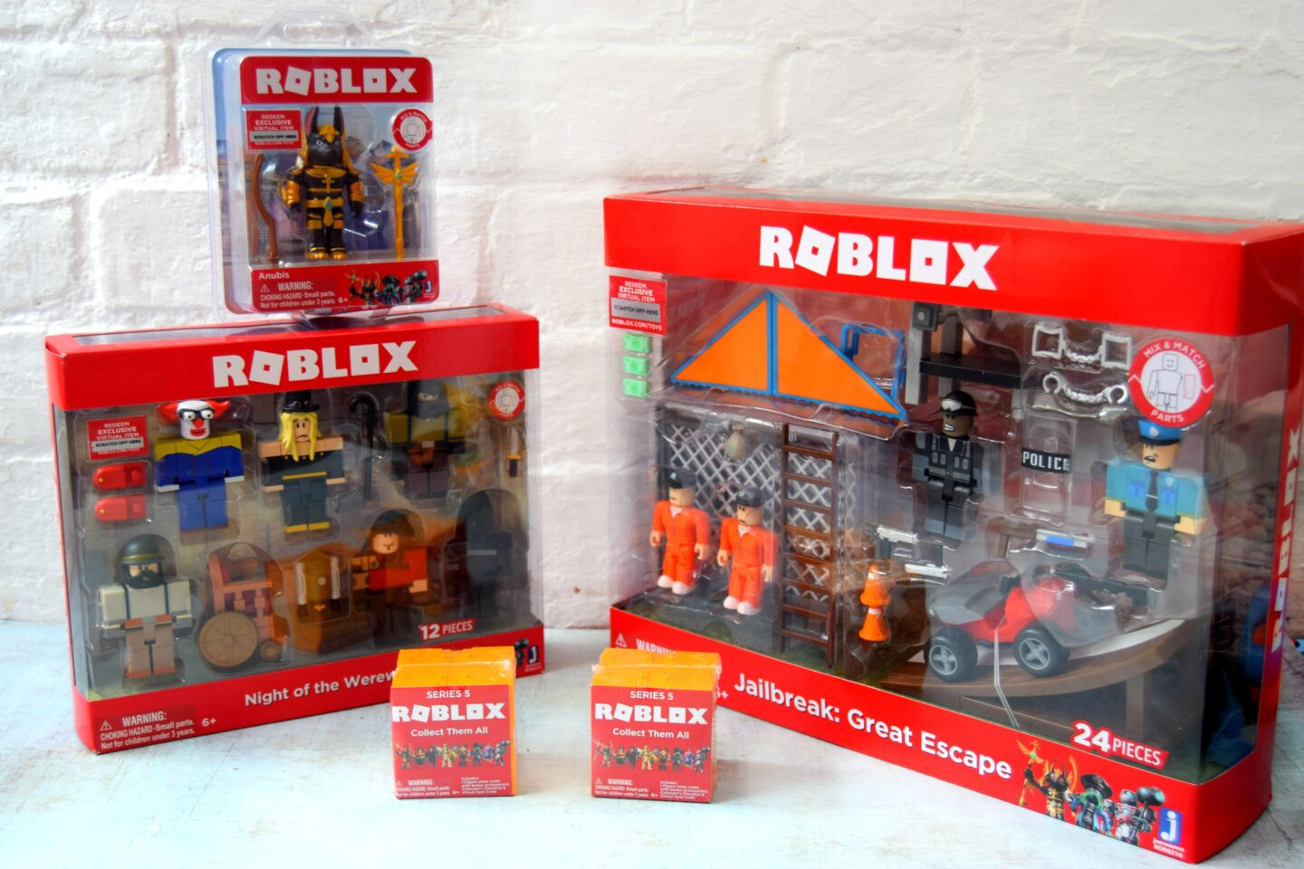 Roblox Series 5 Toys Sticky Mud Belly Laughs
