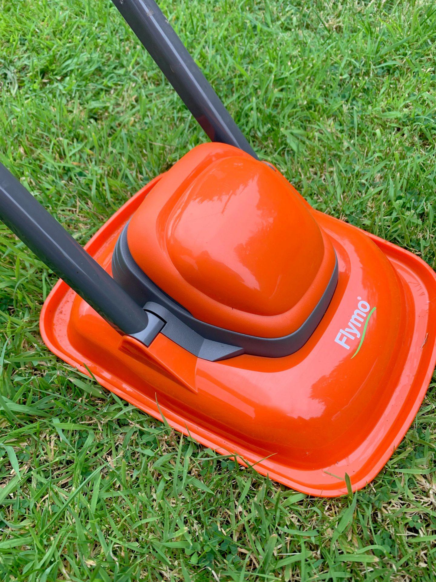 Casdon Flymo Kids Toy Replica Lawn Mower